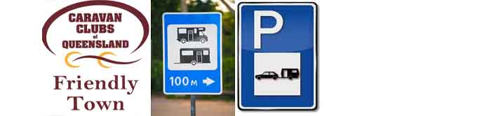 Caravan Friendly Towns Parking